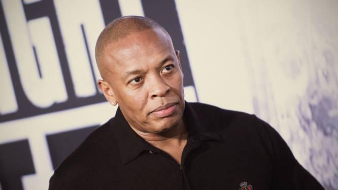 """Dr. Dre met hersenbloeding in ziekenhuis: """"Het gaat goed met me"""""""