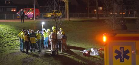 Meerdere gewonden bij auto-ongeluk Barendrecht