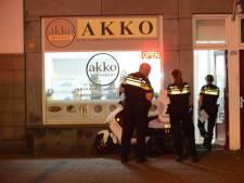 Overval op restaurant Akko op Paul Krugerlaan
