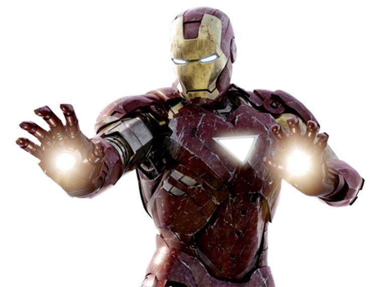 Iron Man Beeld RV