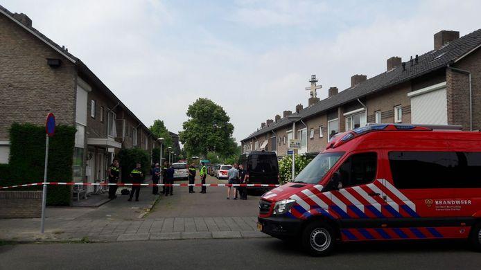 Drugslab ontdekt in woning in Eindhoven