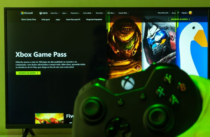Microsoft is dit jaar begonnen met gamestreaming via zijn Game Pass-abonnement.