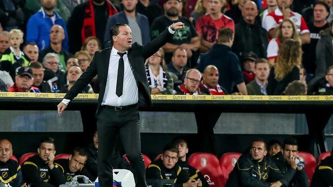 Vreven wint bij kampioen Feyenoord - AS Roma, met Nainggolan als assistgever, wint zonder problemen van Udinese