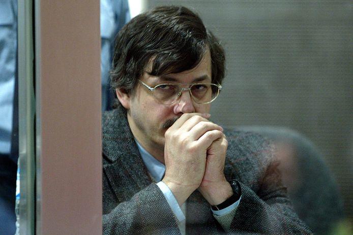 Marc Dutroux in 2004