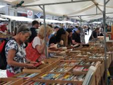 Nieuwe Utrechtse boekenmarkt omvat honderd boekenkramen
