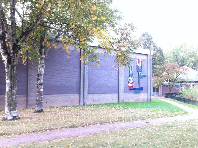 De nieuwe gebedsruimte in Wageningen.