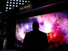 CES 2021: de televisie van de toekomst is buigbaar, doorzichtig en met microled