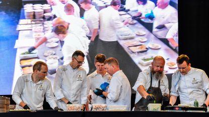 Eerste Chefs for Charity brengt meteen 16.550 euro op voor het goede doel