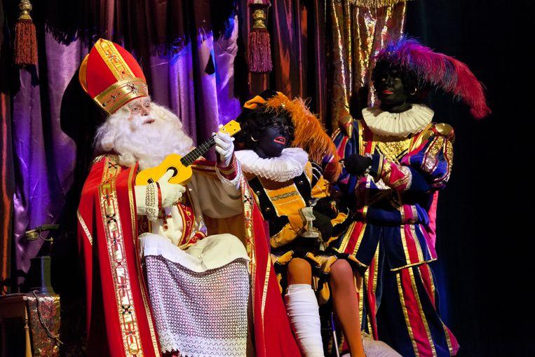 Sinterklaasshow in Genk