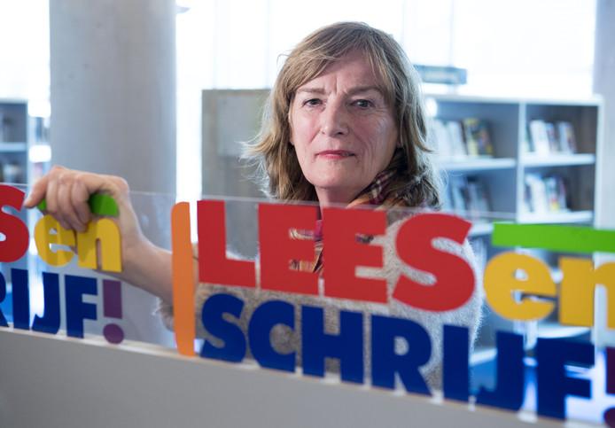 Hettie Franken is de nieuwe stadsdichter van Hengelo.