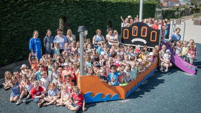 Vikingschool opent nieuwbouw