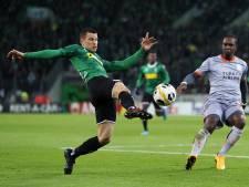 Gladbach uit Europa League na verrassend verlies in eigen huis