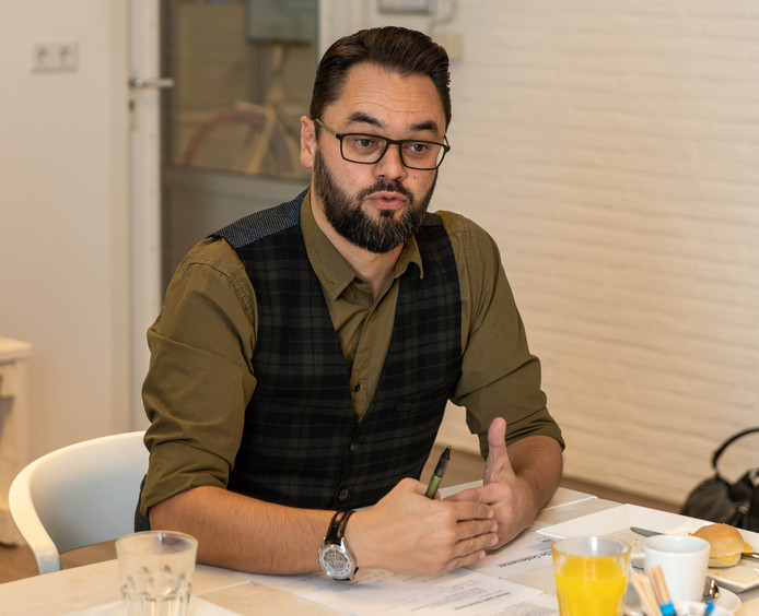 """PZC-verslaggever Maurits Sep: ,,Ik ben als journalist objectief en het is aan mij de taak om de standpunten van beide partijen helder te formuleren."""""""