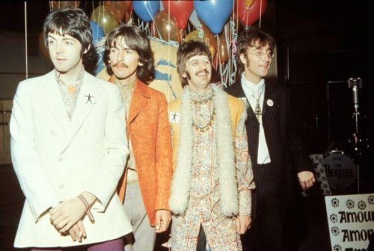 De Beatles zijn door de Nederlandse bevolking gekozen tot beste band aller tijden. ANP Beeld