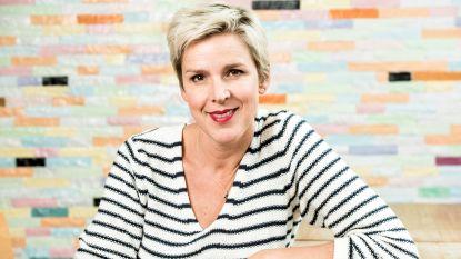 """Tine Embrechts openhartig over het moederschap: """"Ons nieuw samengesteld gezin is ook voor mij nog  elke dag een zoektocht"""""""