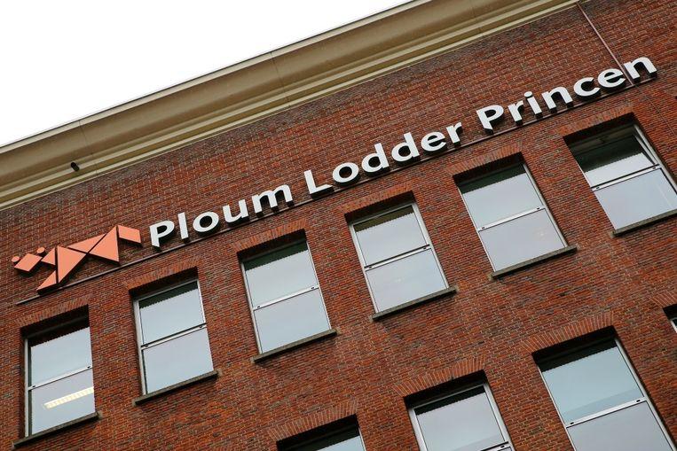 Het kantoor van Ploum Lodder Princen, sinds februari kortweg 'Ploum'.  Beeld anp