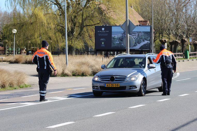 Grenscontroles in Knokke-Heist: wie geen geldige reden kan voorleggen, moet rechtsomkeer maken
