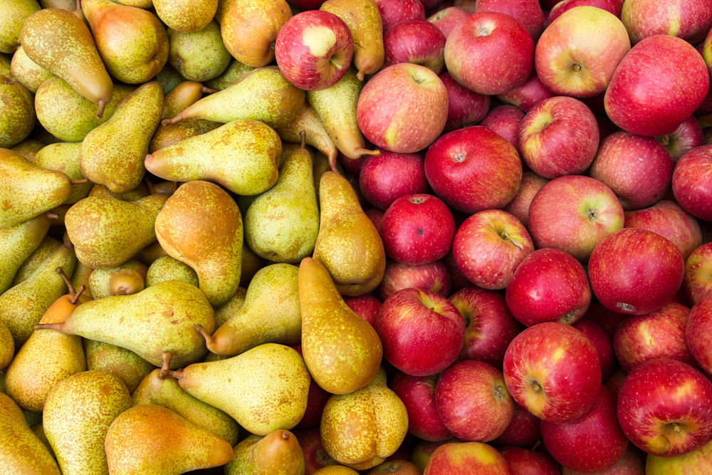 Appels en peren.