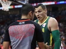 """Mondial de basket: des arbitres suspendus pour cette """"erreur flagrante"""""""