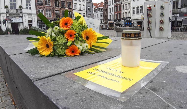 Kortrijkzaan Steven Tanghe wil niet dat er nog drama's gebeuren zoals dat van Bart Rigole (45), die stierf op de Grote Markt in Kortrijk.