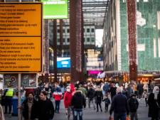 Winkels alleen eerder dicht als het echt niet anders kan door drukte in Eindhovens centrum