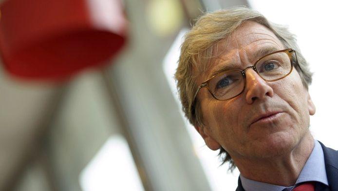 Olivier Perrard , directeur général de Dupuis