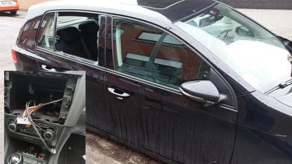 Vermoedelijke dievenbende viseert BMW's en Volkswagens: Politie start onderzoek na negen auto-inbraken