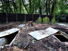 Begraafplaats Klundert bijna klaar voor uitbreiding