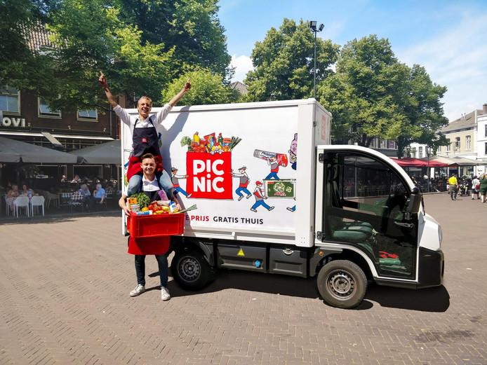 Picnic startte in oktober in Enschede.