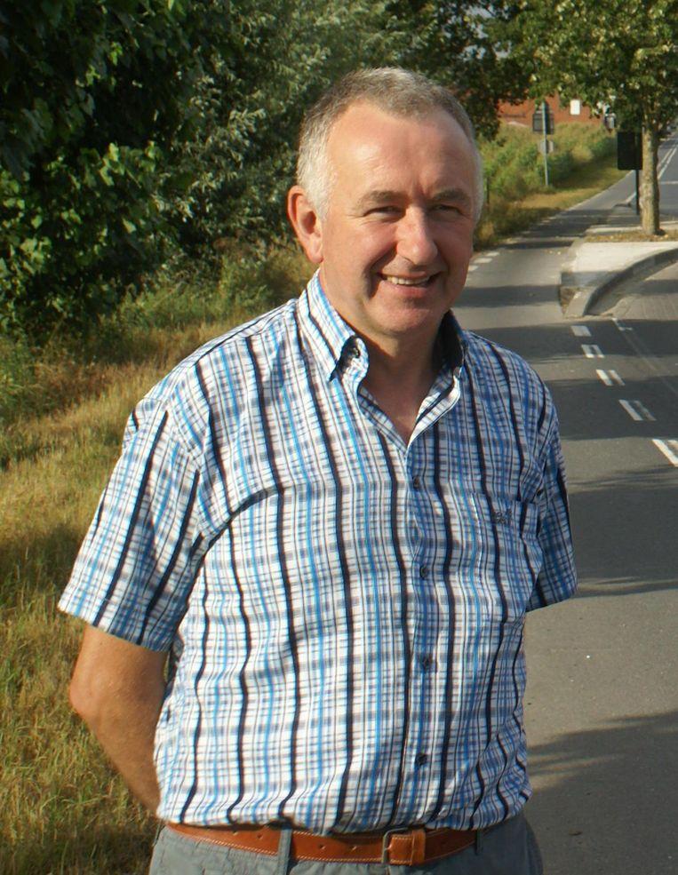 Fractieleider voor sp.a, Jean-Marie Callewaert.