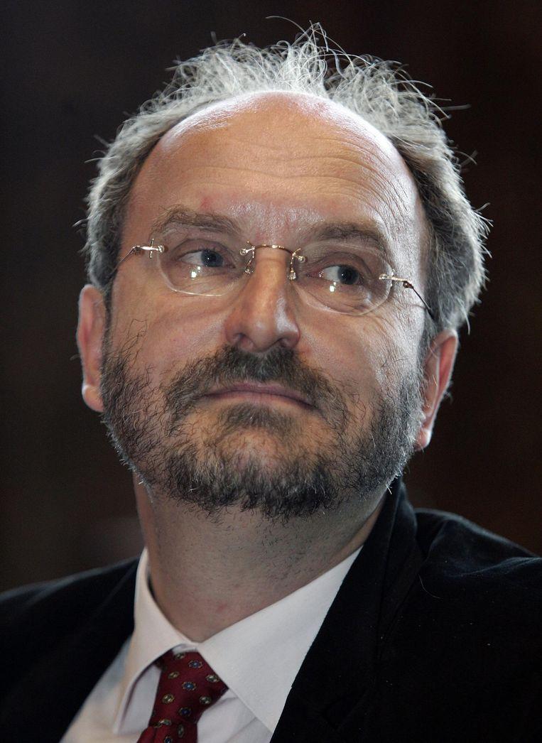 Paul Cliteur is hoogleraar encyclopedie van de rechtswetenschap aan de universiteit van Leiden. Beeld anp