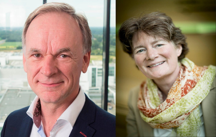 Jos Benschop en Nienke Meijer