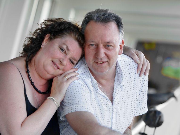 Het echtpaar Westerduin: 'Wij voelen ons in deze tijd al ellendig genoeg'. Beeld Otto Snoek