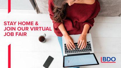 BDO lanceert virtuele jobdag voor studenten via livestream en chatsessies