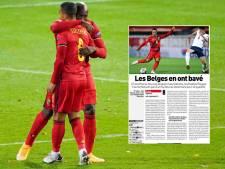 """Les médias français comparent les Diables... aux Bleus en 2018: """" On verra ce qu'en pensent désormais les puristes"""""""