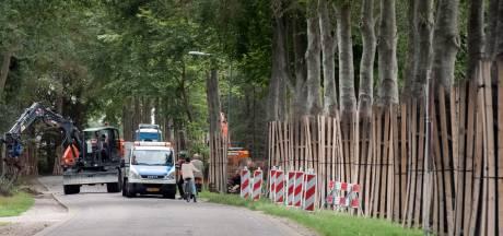 Zuiderzeestraatweg Putten weer open voor verkeer