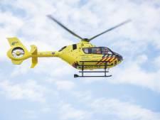 Ernstig ongeval in Noordijk: traumahelikopter opgeroepen