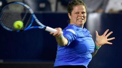 Kim is helemaal terug: Clijsters vloert Australian Open-winnares Sofia Kenin