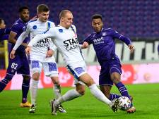 Anderlecht aurait dû recevoir un penalty contre Waasland-Beveren