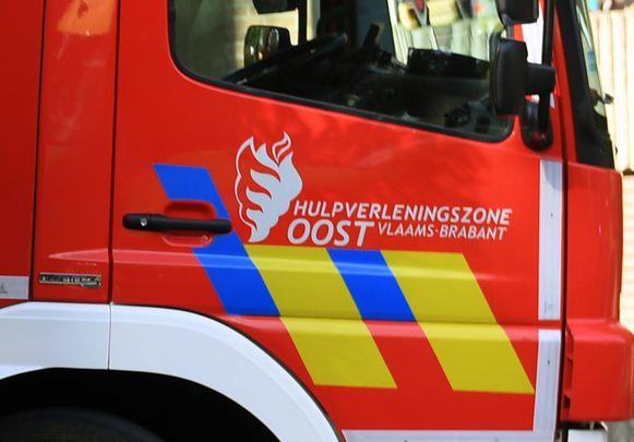Illustratie Brandweer, Hulpverleningszone Oost Vlaams-Brabant