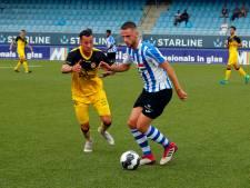 FC Eindhoven houdt broeksponsor aan boord tot 2020