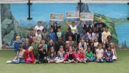 Leerlingen Kleine Wereld schenken 3.360 euro aan goede doelen
