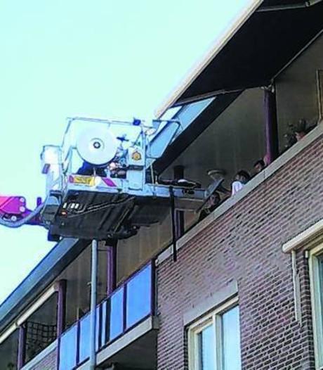 'Brandveiligheid Mook in gevaar'