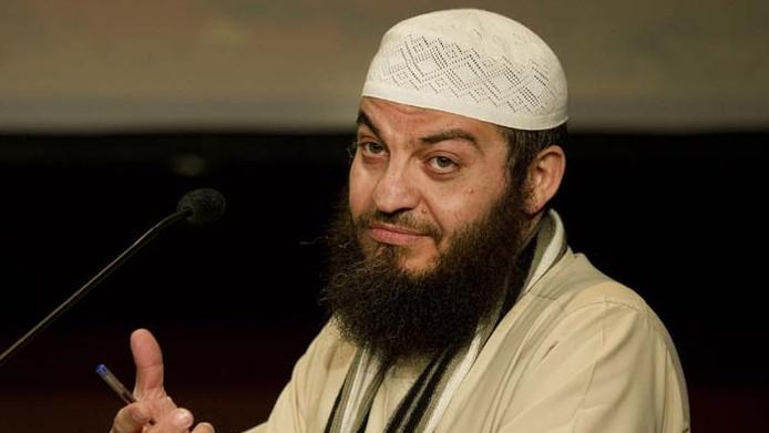 De Britse shariageleerde Haitham al-Haddad nam in 2012 al eens deel aan een discussieavond in De Balie in Amsterdam.