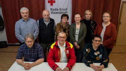 Rode Kruis organiseert grootschalige opleidingsdag in de Westhoek