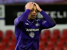 Une nouvelle occasion manquée pour le Sporting d'Anderlecht
