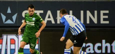 Revaliderende 'jongen van de club' Jarno Janssen tekent nieuw contract bij FC Eindhoven