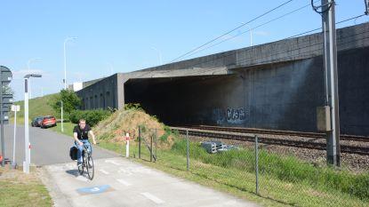 Fietssnelweg F4 wordt pak veiliger: tunnel onder N70 én spoorlijn