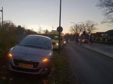 Fietser aangereden door auto in Waalwijk