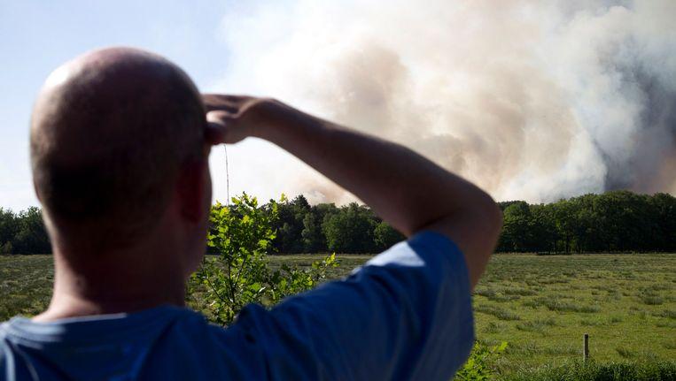 Brandgevaar Code Oranje.Code Oranje Voor Brandgevaar In Antwerpen En Limburg De Morgen
